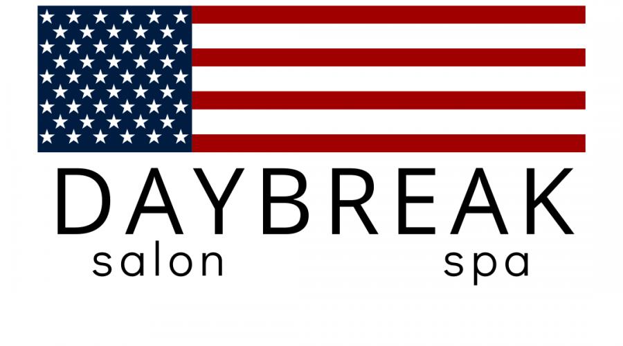 Daybreak Salon & Spa Re-Opening April 14