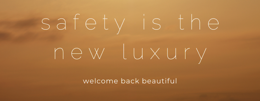 Welcome Back Beautiful — What to Expect at Your Appointment